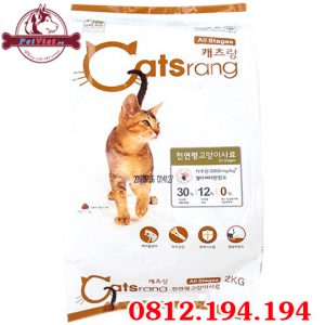 Catsrang All Stages gói 2kg-5kg hộp 2kg