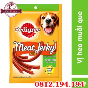 Pedigree Meat Jerky Stix Bacon Flavour