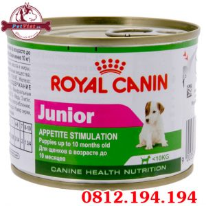 Royal Canin Mini Junior lon 195g