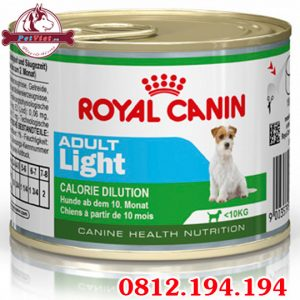 Royal Canin Mini Adult Light lon 195g
